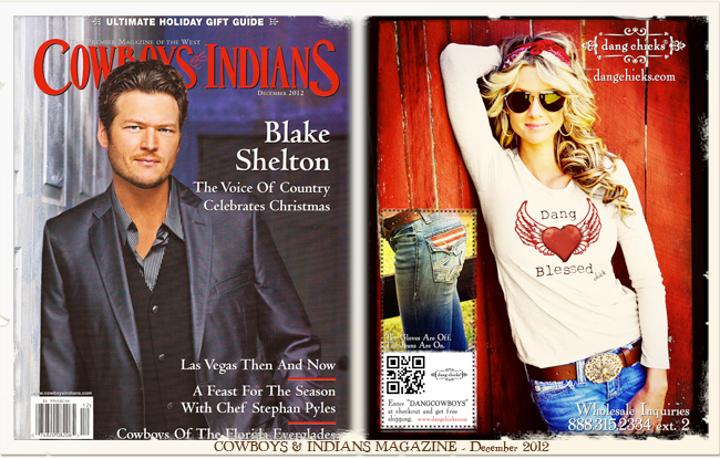 Cowboys-Indians 2012 Gift Guide
