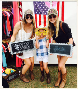Dang Chicks Nation at Runaway Country Music Festival